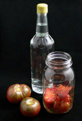 Tipsy Tomatoes Create Tasty Drinks
