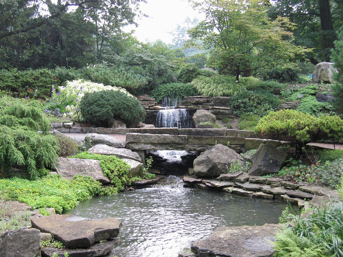 Peaceful Paradise Finegardening