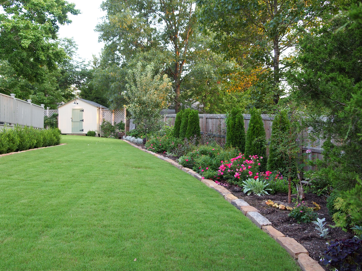 Sue S Garden In Arkansas Finegardening