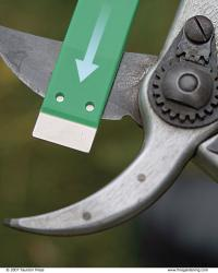 run the file over the blade for sharpening