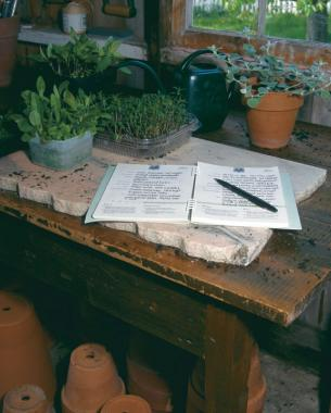 In Pursuit of the Perfect Potting Shed - FineGardening