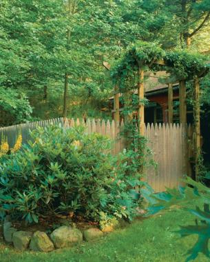 Build A Sturdy Arbor Finegardening