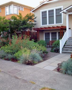 A Front Yard Makeover Finegardening