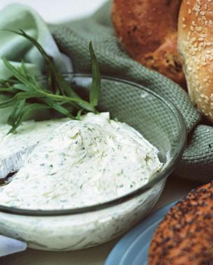 Tarragon Cream Cheese